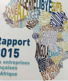 Rapport CIAN 2015 - Les entreprises françaises & l'Afrique