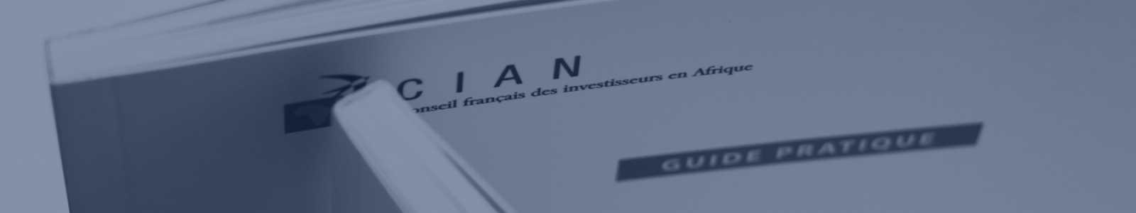 Guides Pratiques et Cahiers du CIAN