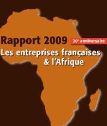 Rapport CIAN 2009 - Les entreprises françaises & l'Afrique