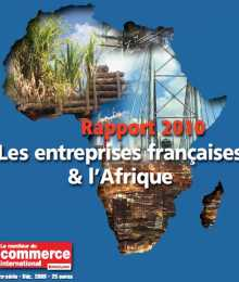 Rapport CIAN 2010 - Les entreprises françaises & l'Afrique