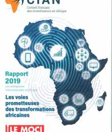 RAPPORT CIAN 2019 - Les entreprises internationales en Afrique