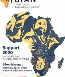 RAPPORT CIAN 2020 - LES ENTREPRISES INTERNATIONALES EN AFRIQUE
